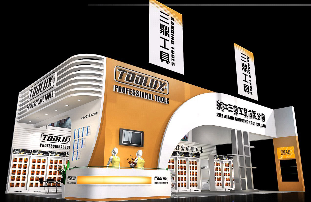 2019中(zhong)國(廣州(zhou))國際健康睡眠博覽會-廣州(zhou)展台設計